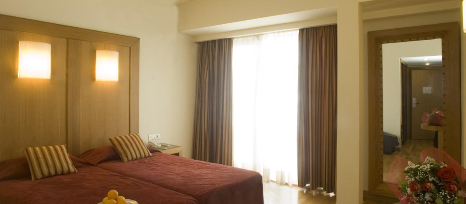 Hotel Hermes  Griechenland