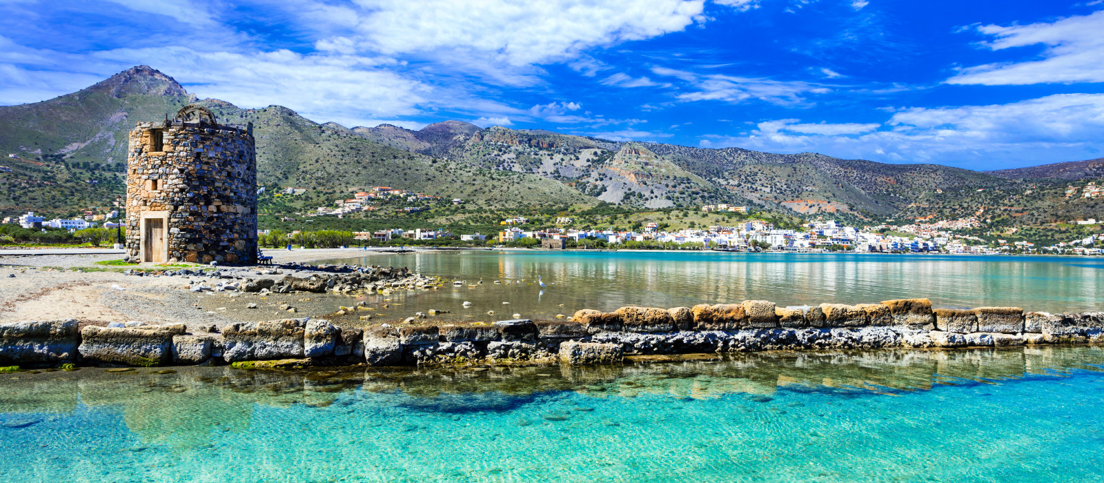 Destination Elounda Greece