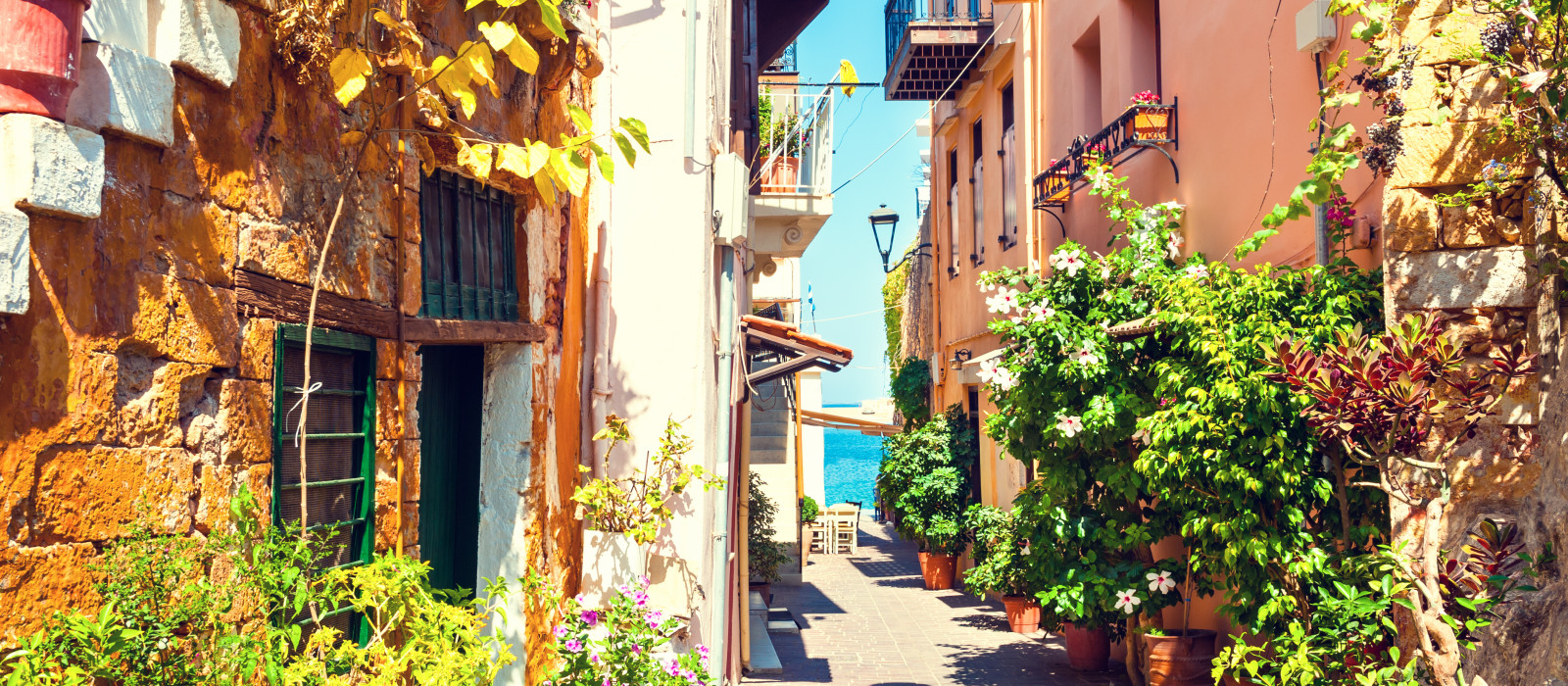 Reiseziel Chania Griechenland