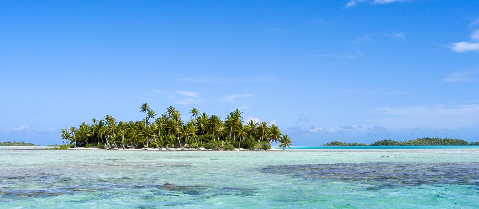Destination Rangiroa French Polynesia