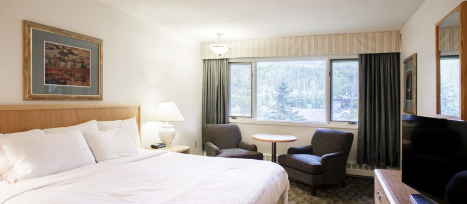 Hotel Mountaineer Lodge Kanada