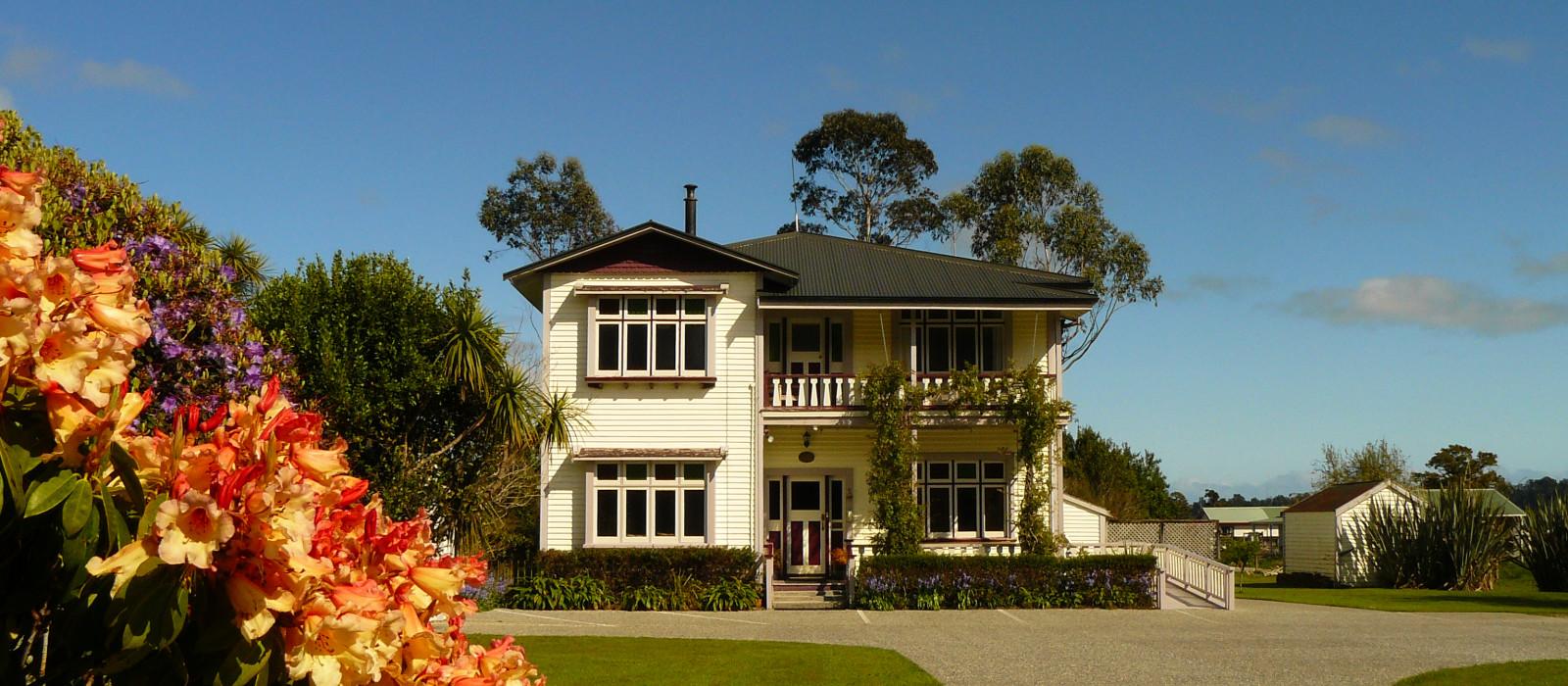 Hotel Holly Homestead (B & B) New Zealand