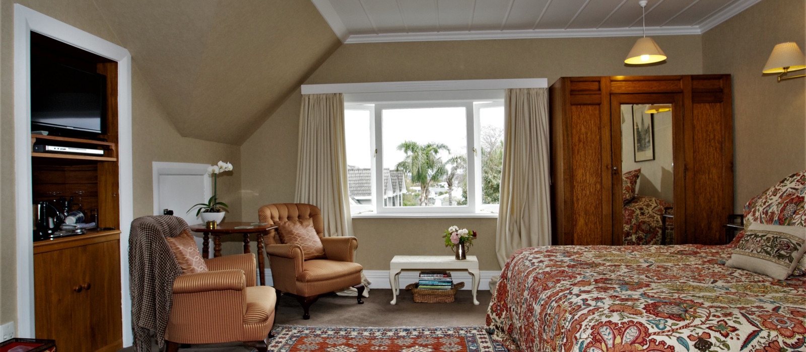Hotel Cobden Garden Homestay New Zealand