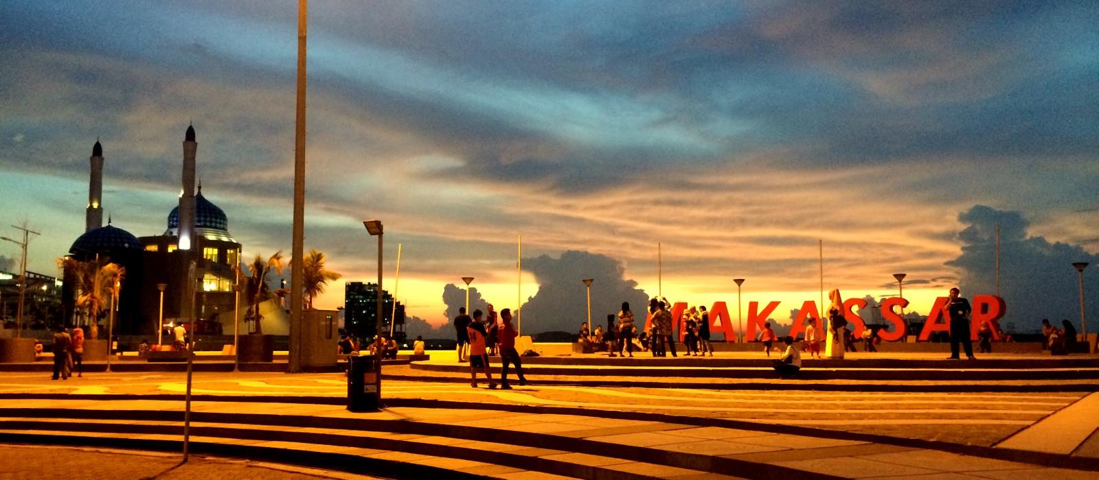 Reiseziel Sulawesi, Makassar Indonesien