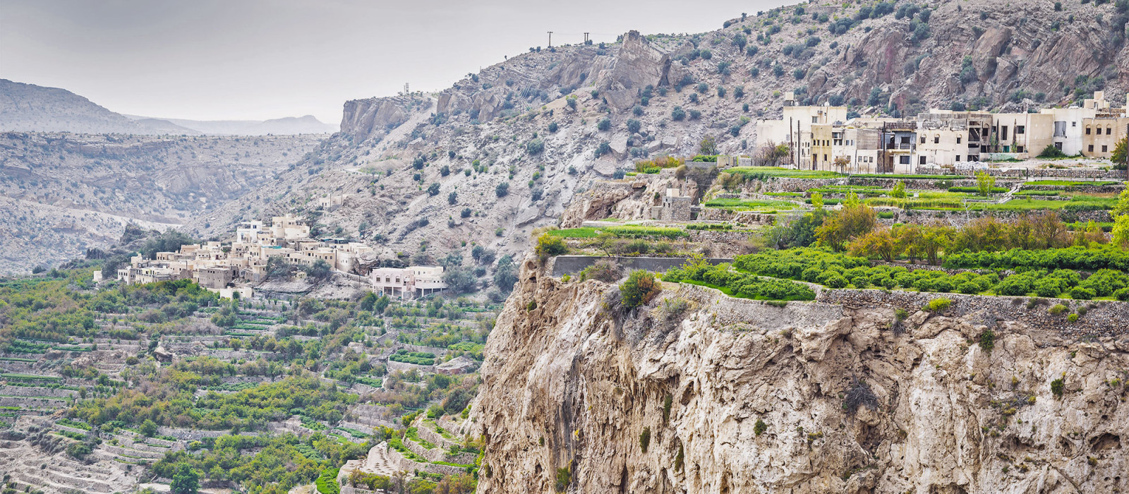 Destination Jebel Akhdar Oman