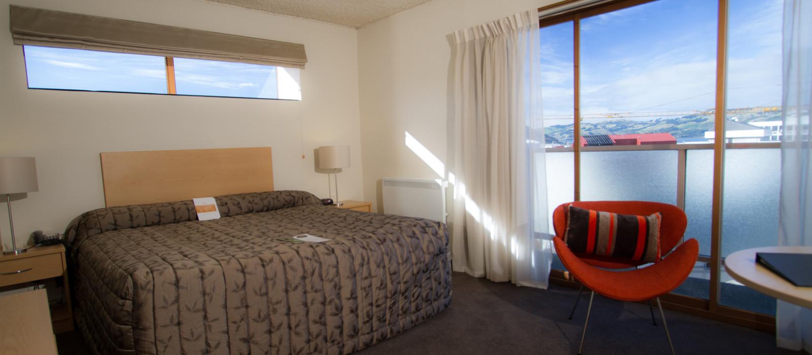 Hotel Kingsgate  Dunedin Neuseeland