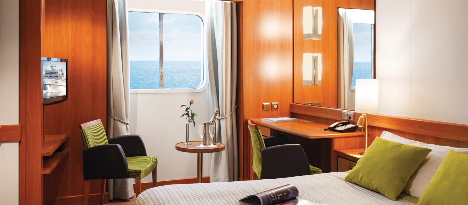 Hotel Seaventure by Polar Latitudes Antarktis