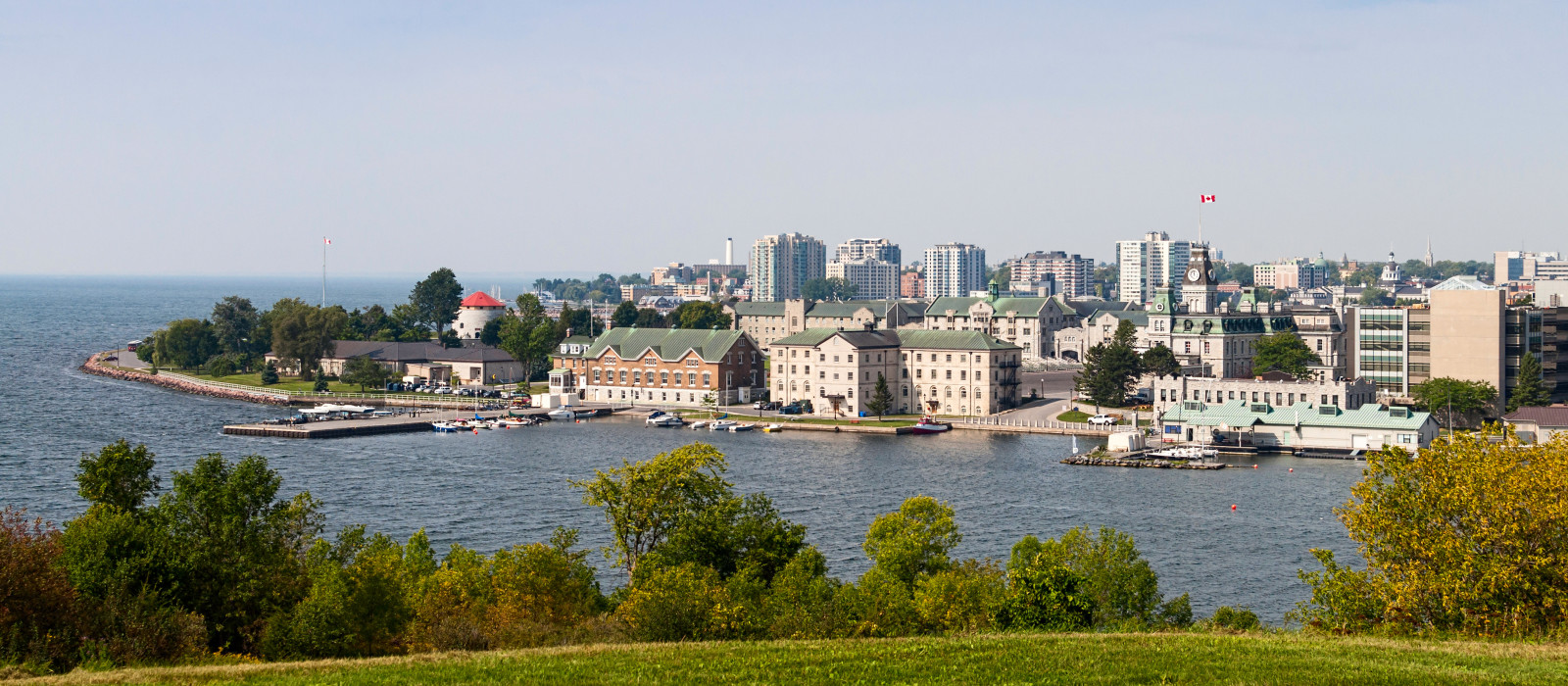 Reiseziel Kingston Kanada