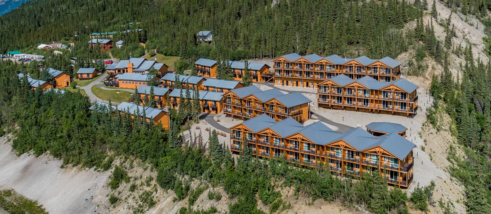 Hotel Denali Bluffs  Alaska