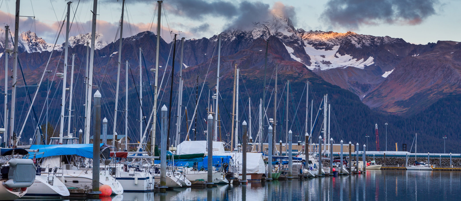 Destination Seward Alaska