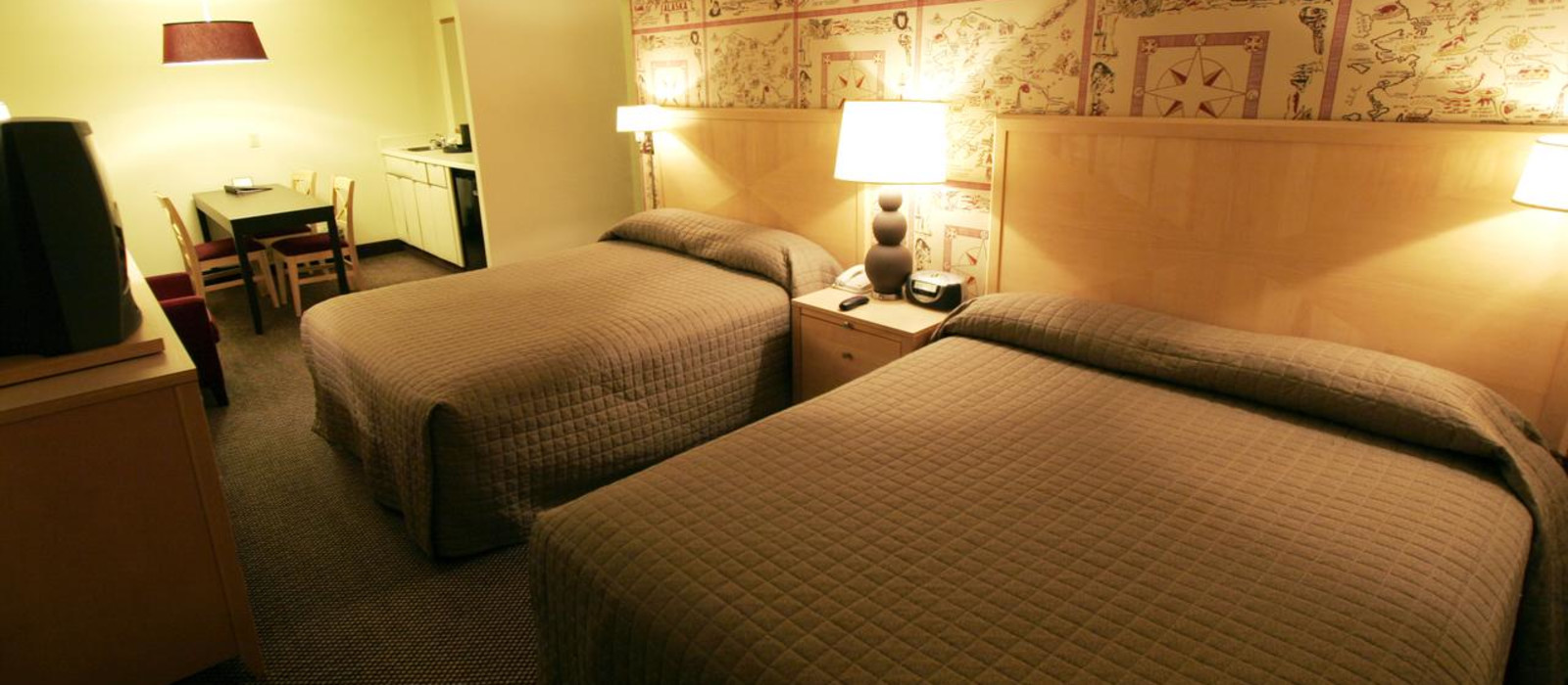 Hotel Inlet Tower  & Suites Alaska
