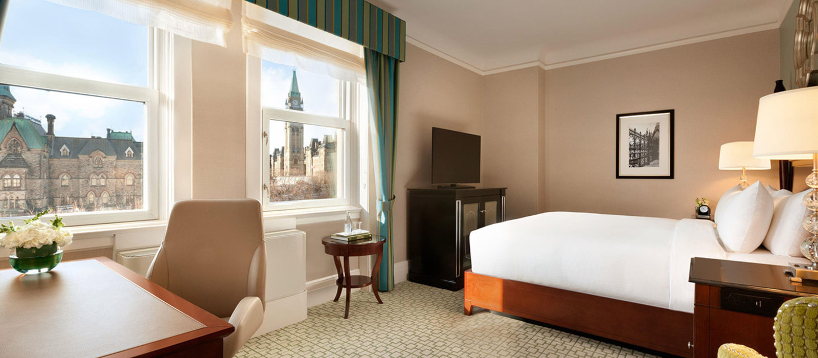 Hotel Fairmont Chateau Laurier Kanada