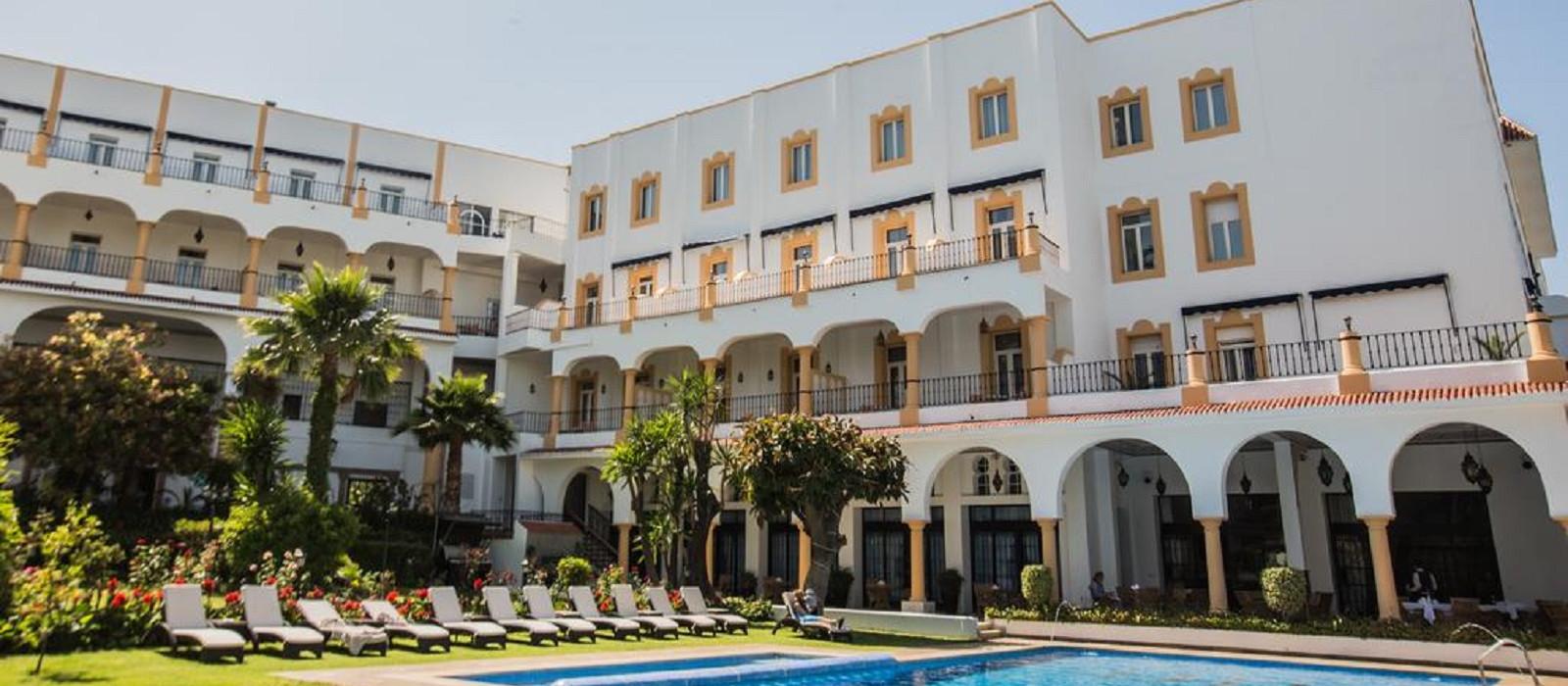 Hotel El Minzah  Tangier Morocco