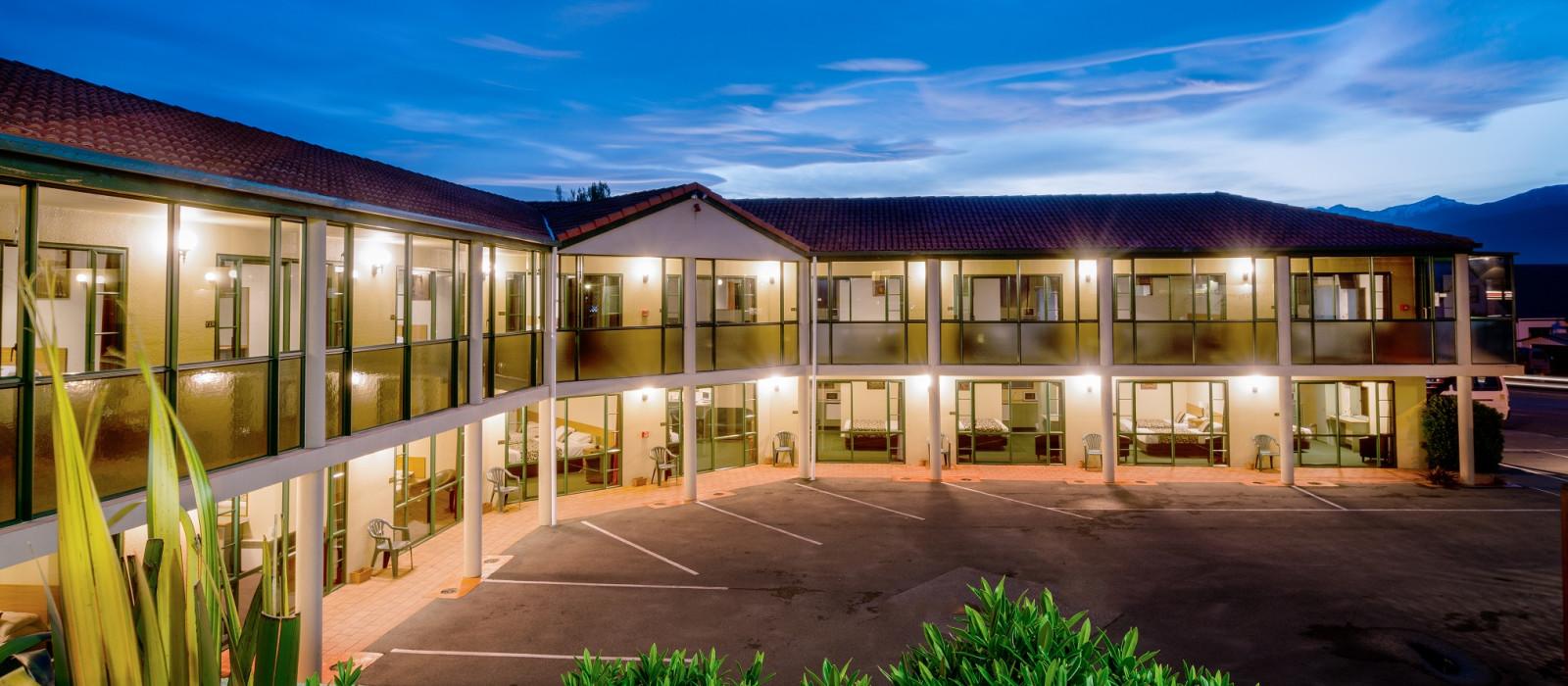 Hotel Lobster Inn Motor Lodge New Zealand
