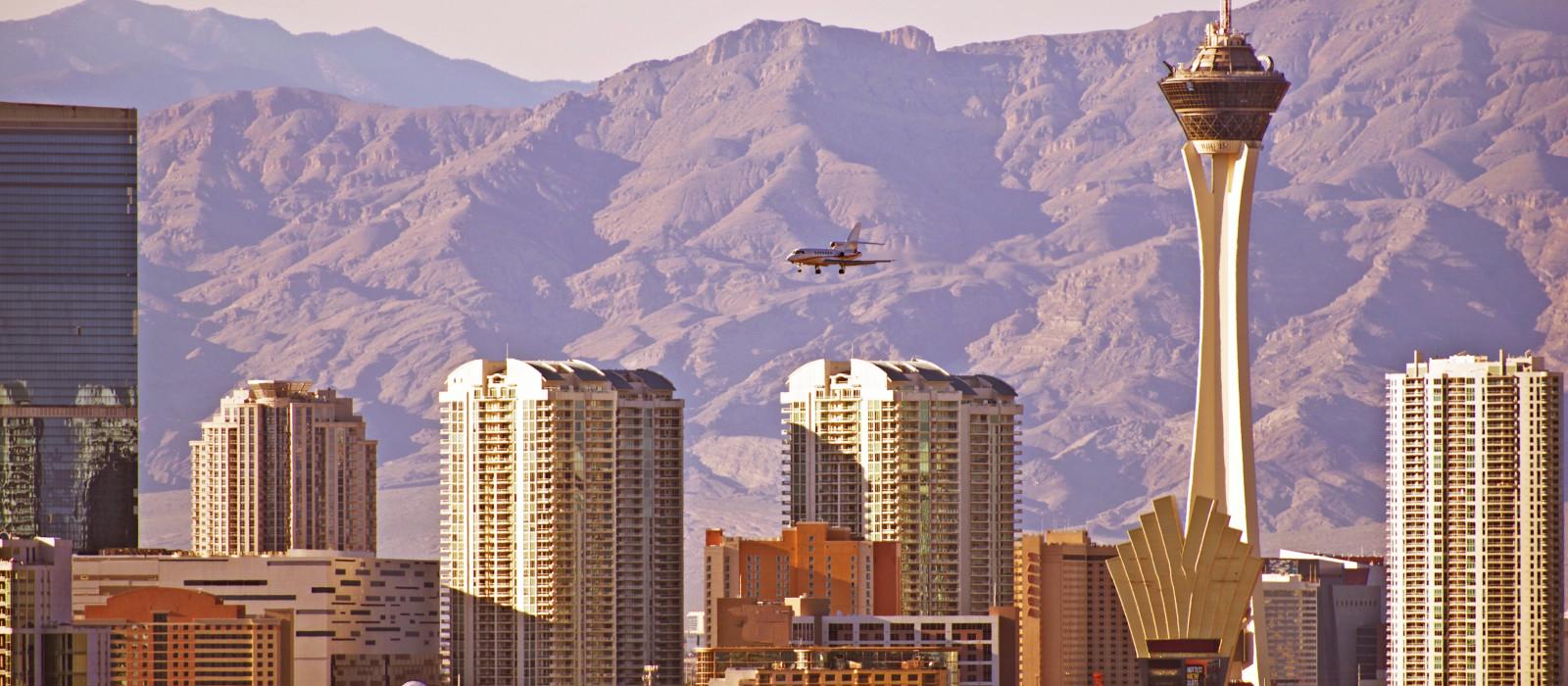 Reiseziel Las Vegas USA