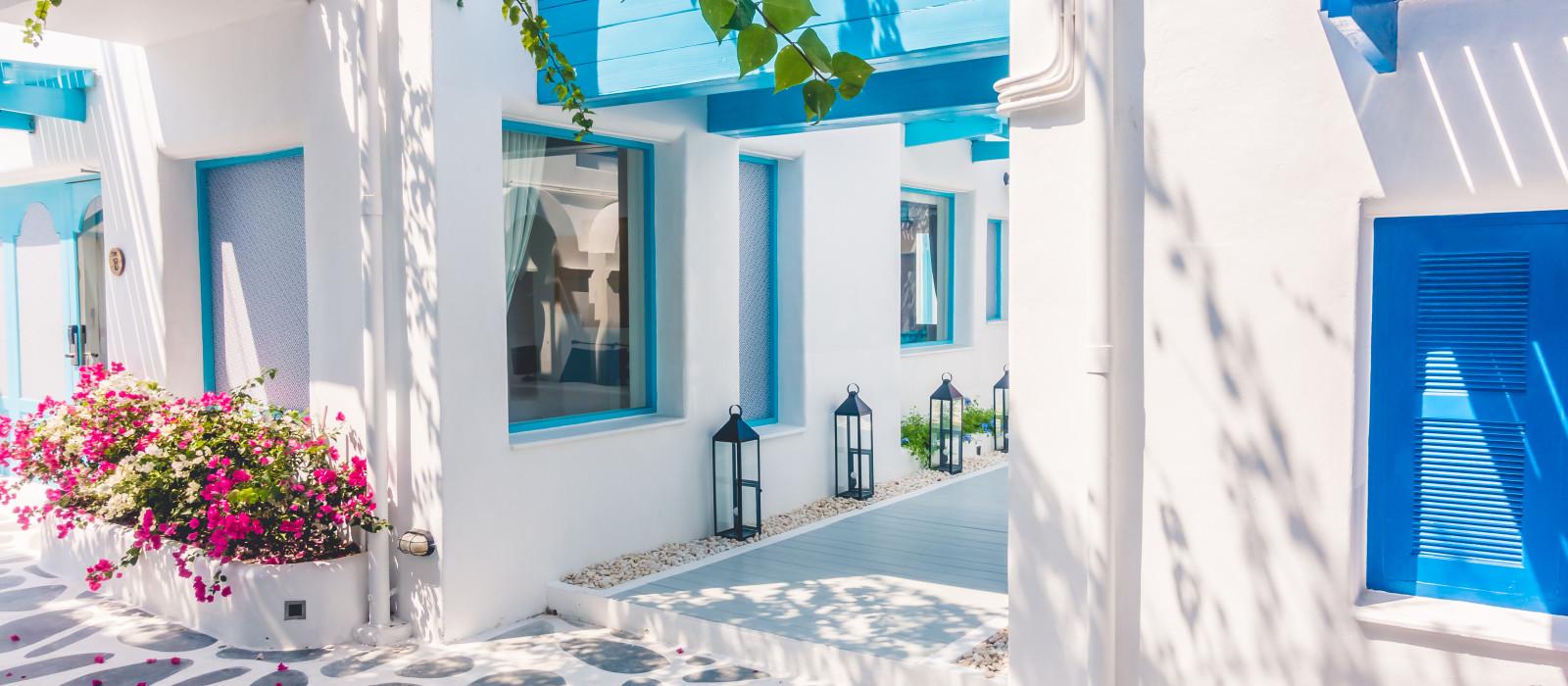 Hotel El Greco Resort Griechenland