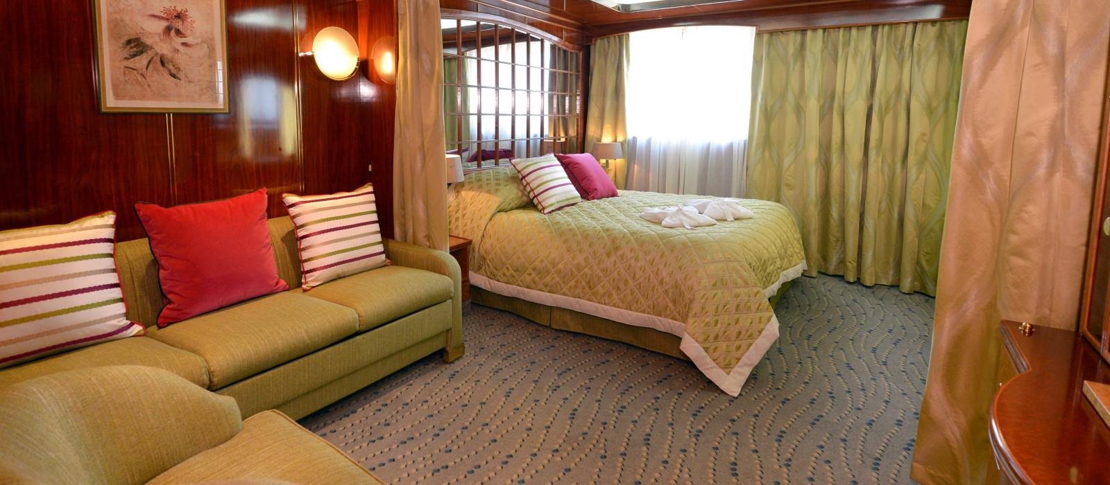 Hotel Hebridean Sky Antarktis