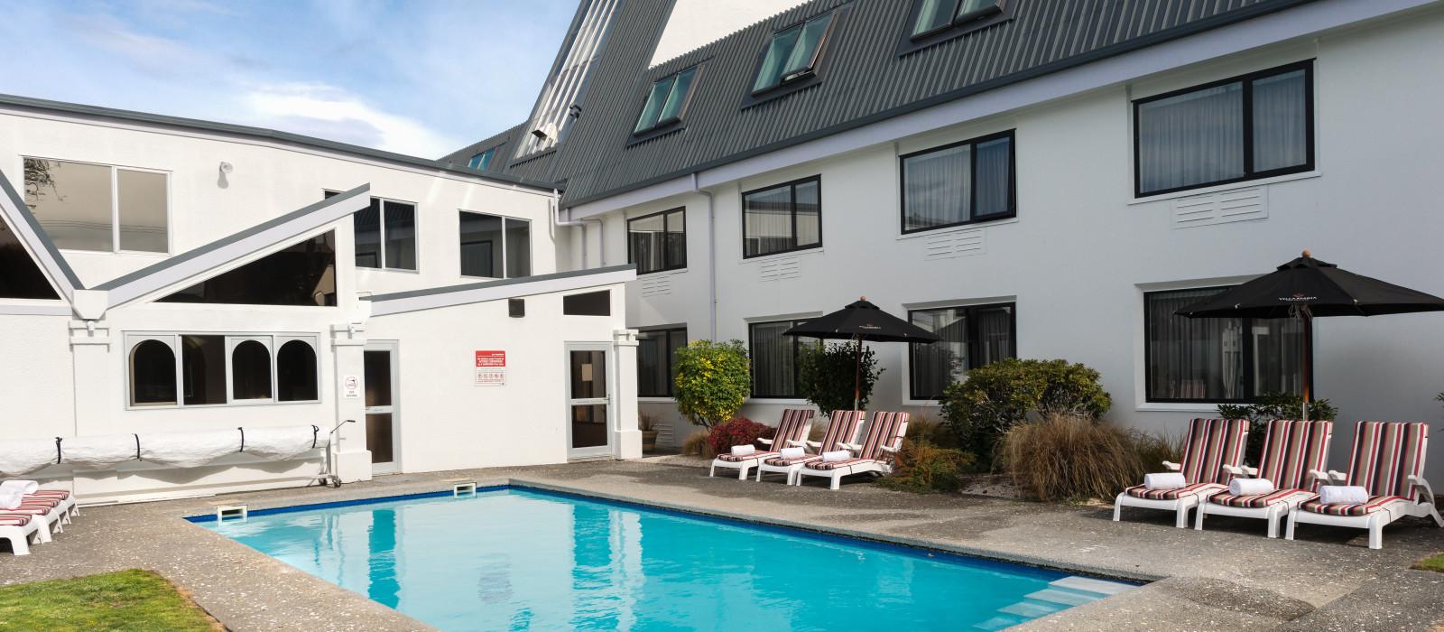 Hotel Scenic  Marlborough New Zealand
