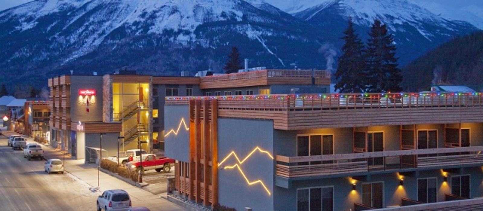 Hotel The Crimson Kanada