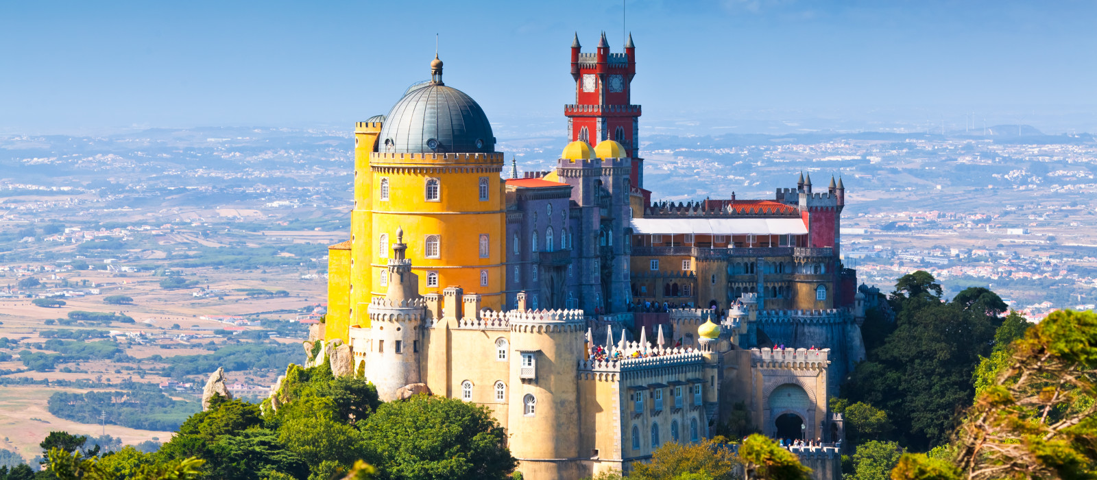 Destination Sintra Portugal