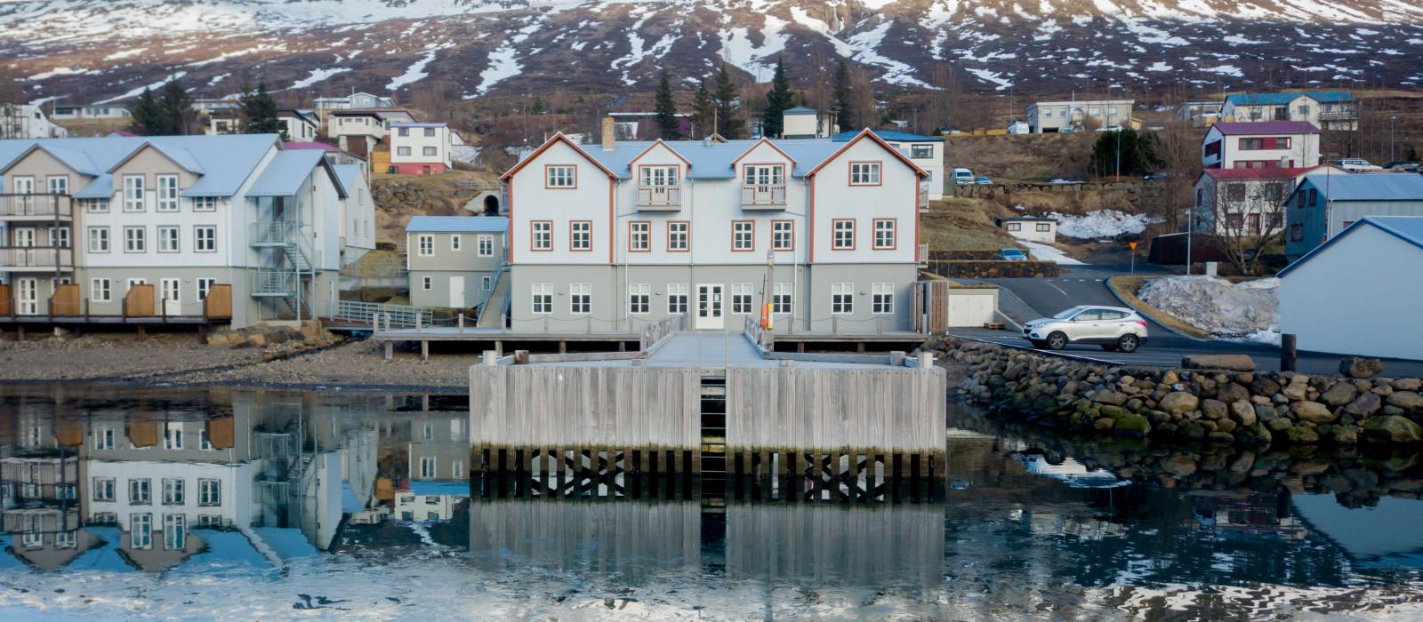 Hotel Foss Eastfjords Iceland