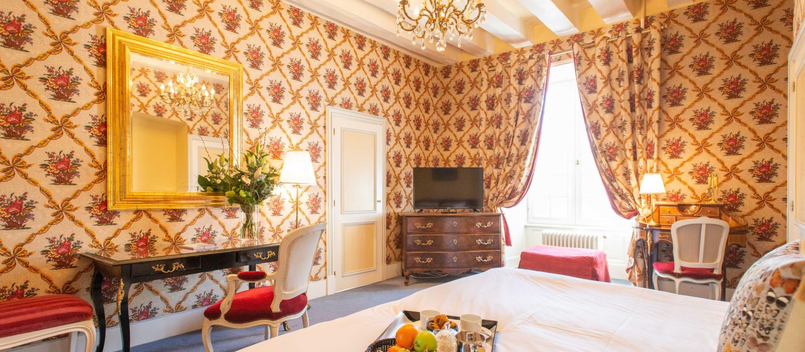 Hotel Chateau de Beauvois France
