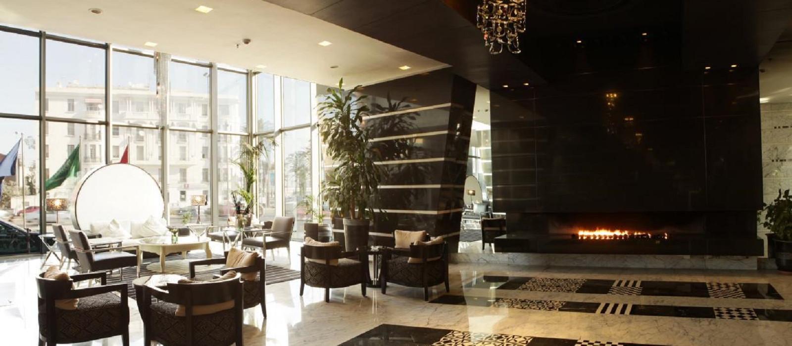 Hotel Farah  Marokko