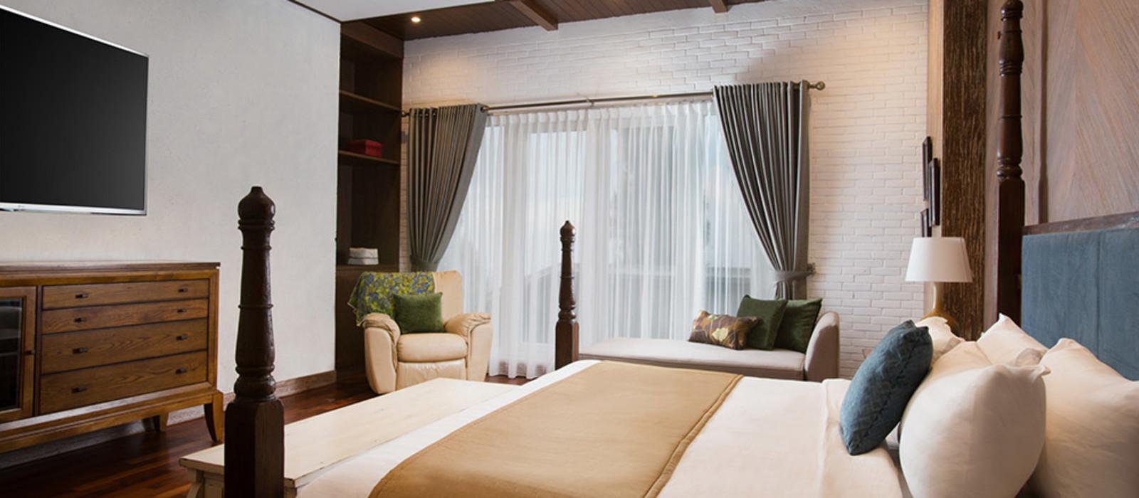 Hotel Plataran Bromo Indonesien