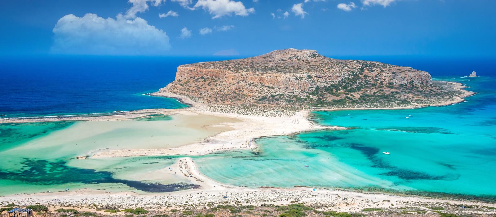 Destination Chania Greece