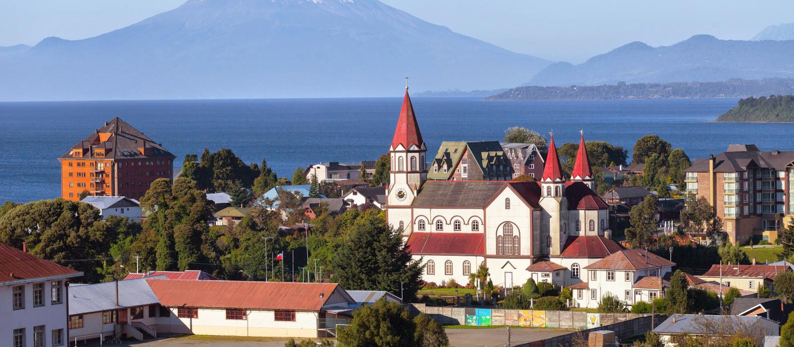Hotel  Puelche Chile