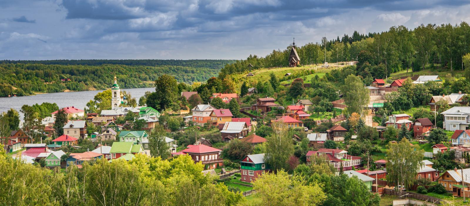 Destination Golden Ring Russia