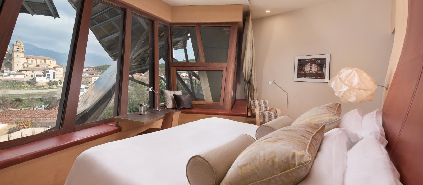 Hotel  Marques de Riscal Spain