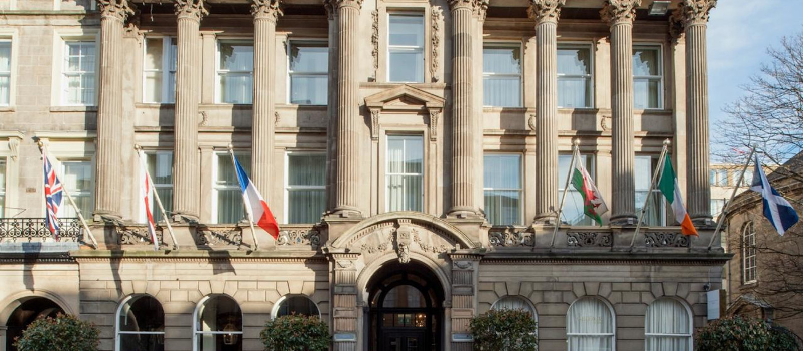 Hotel InterContinental Edinburgh The George  UK & Ireland
