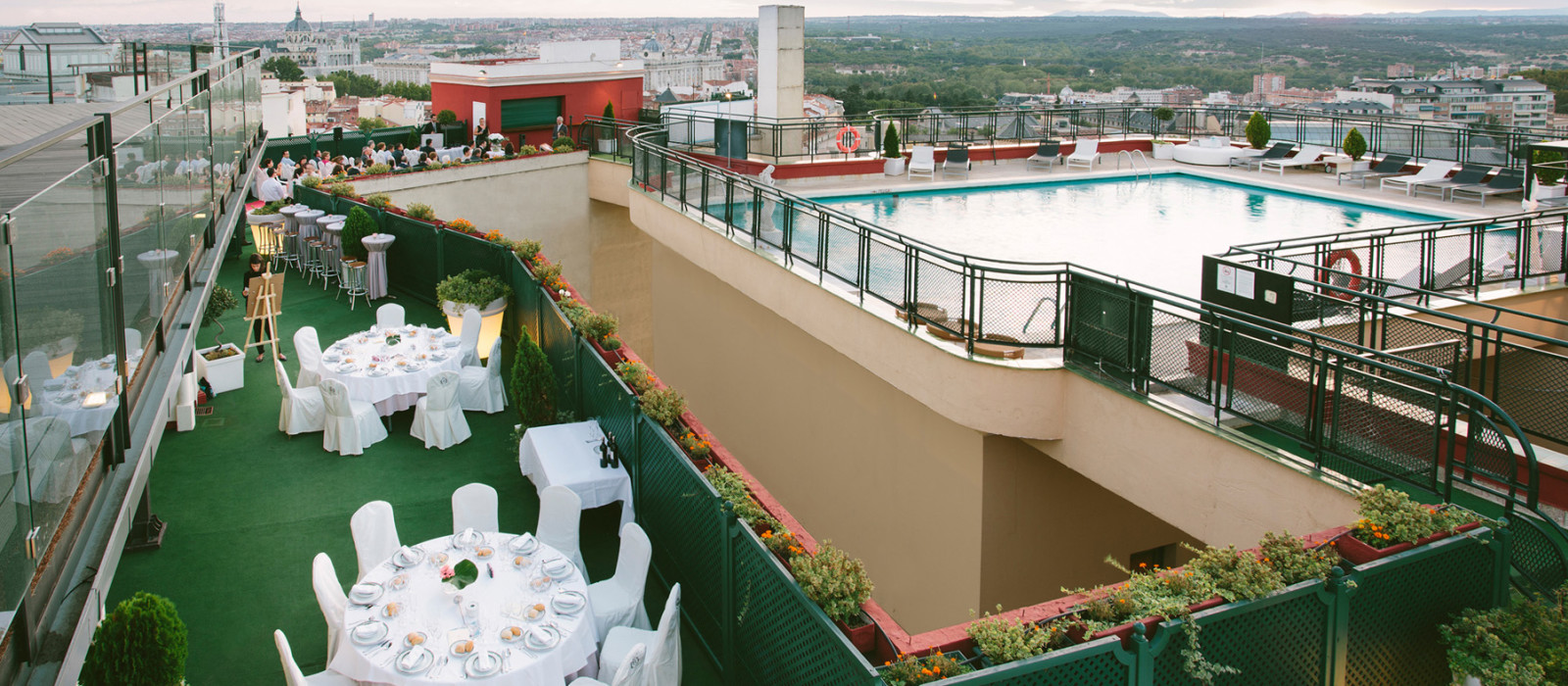 Hotel  Emperador Spain