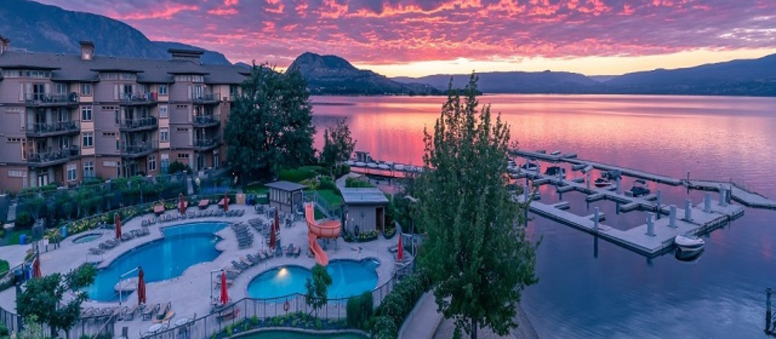 Hotel Cove Lakeside Resort Kanada