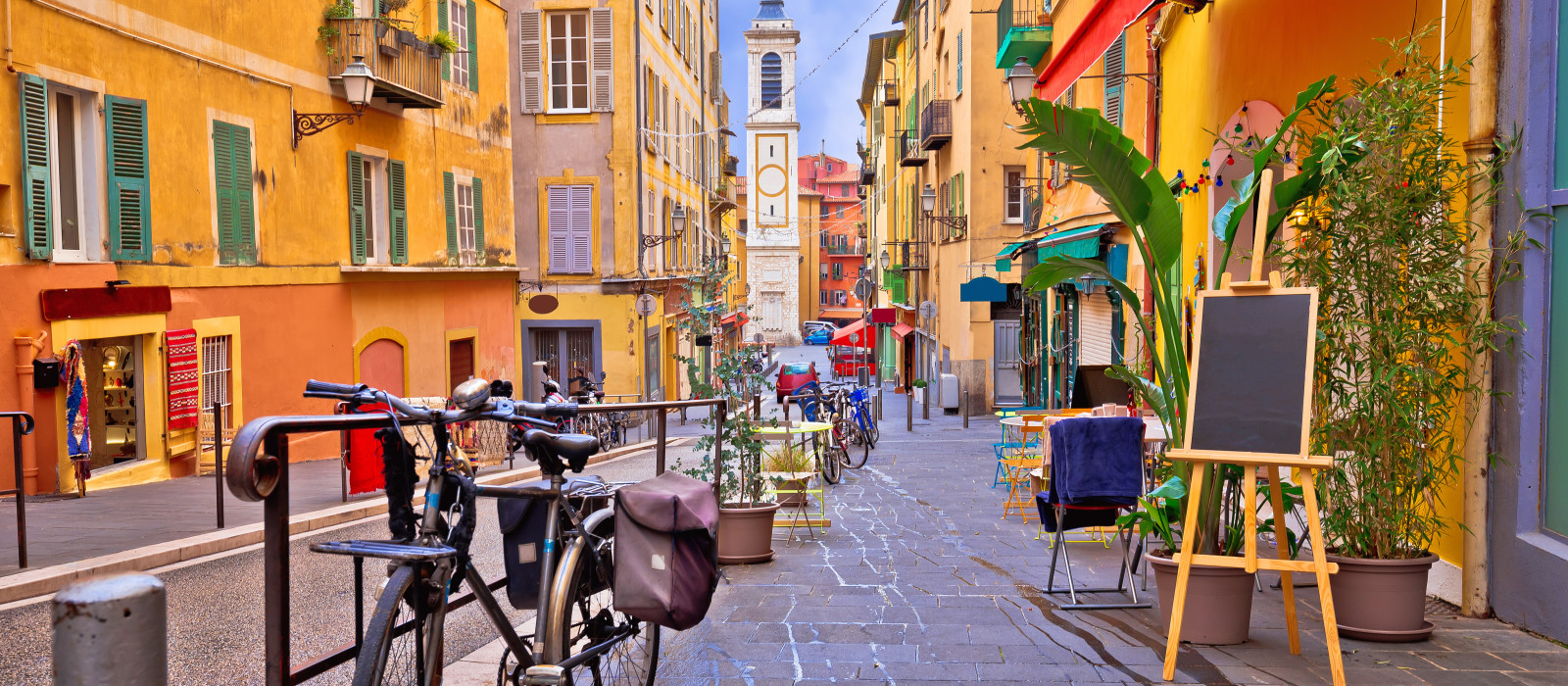 Destination Nice France