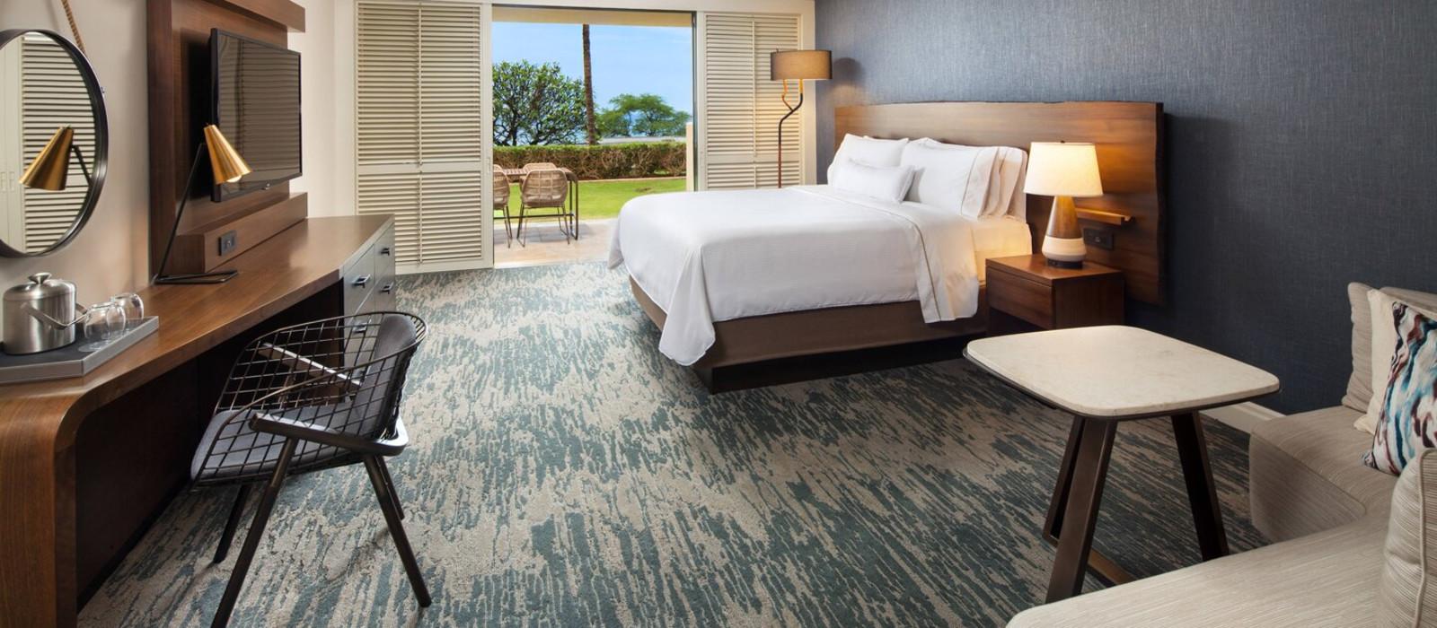 Hotel Westin Hapuna Beach Resort (Kohala Coast, West Side) Hawaii