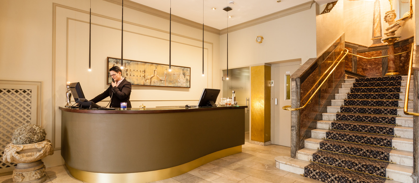 Hotel  Würzburger Hof Germany