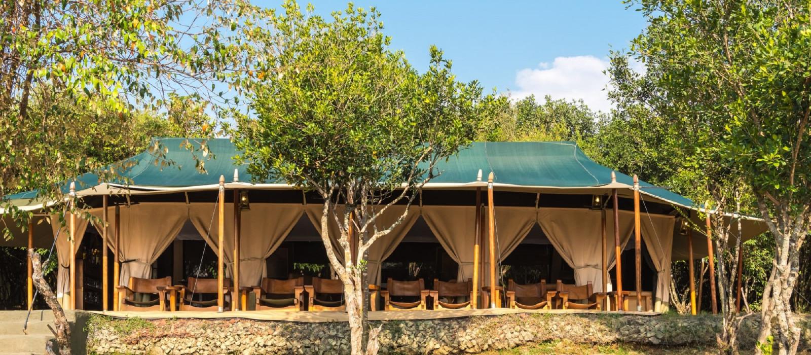 Hotel Entim Camp Kenia