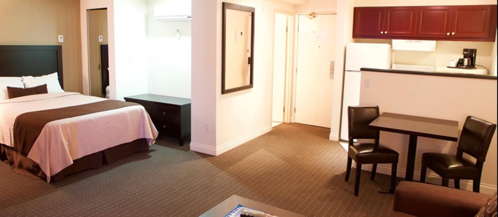 Hotel Century Plaza  & Spa Kanada