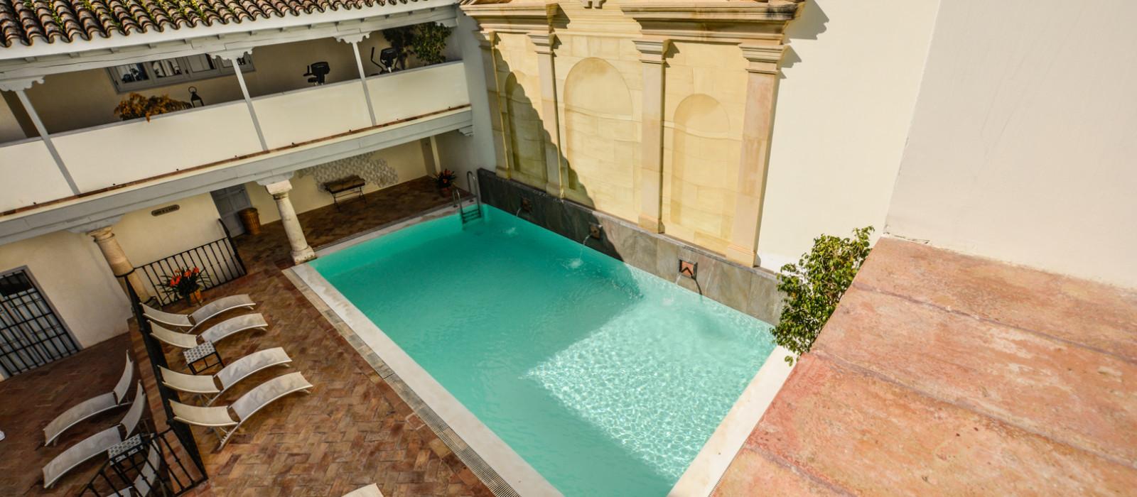 Hotel Las Casas de la Judería de Córdoba Spanien