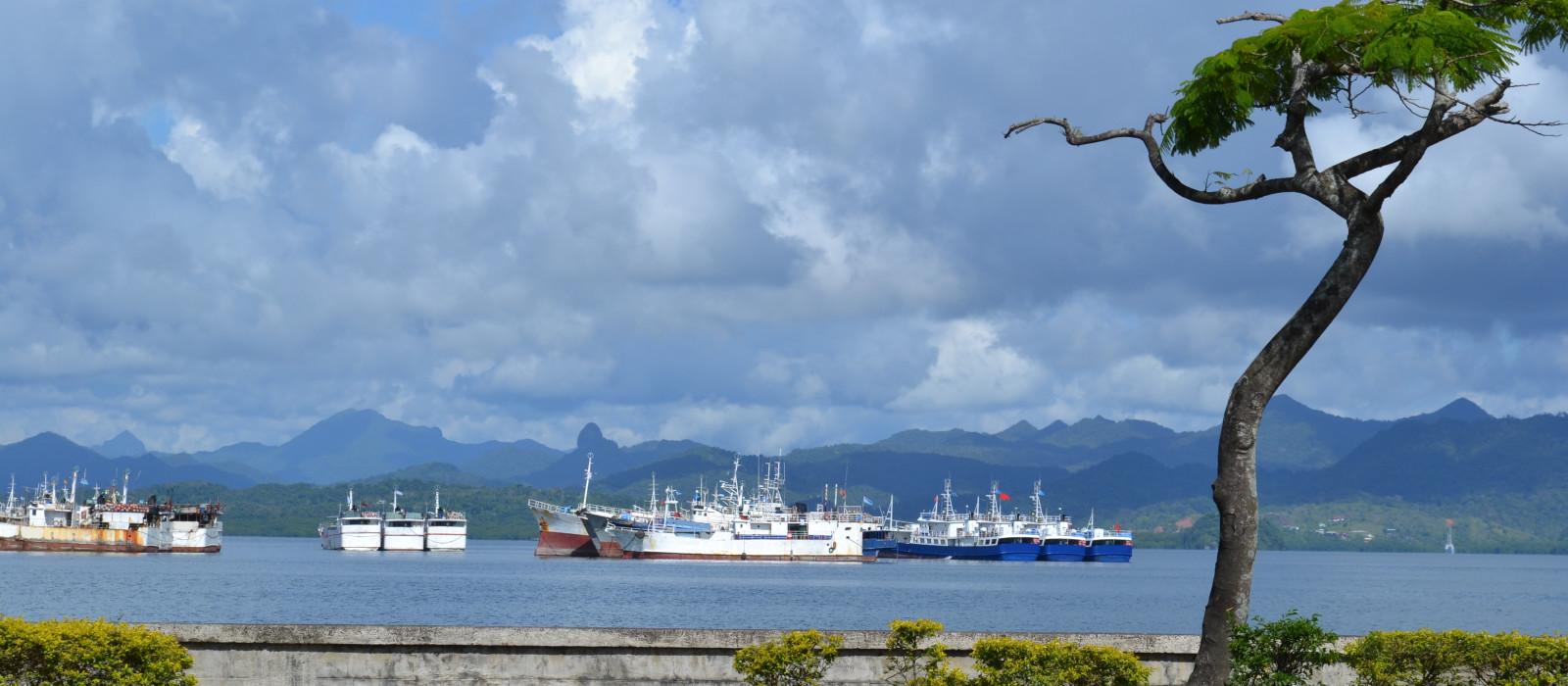 Reiseziel Suva Fidschi