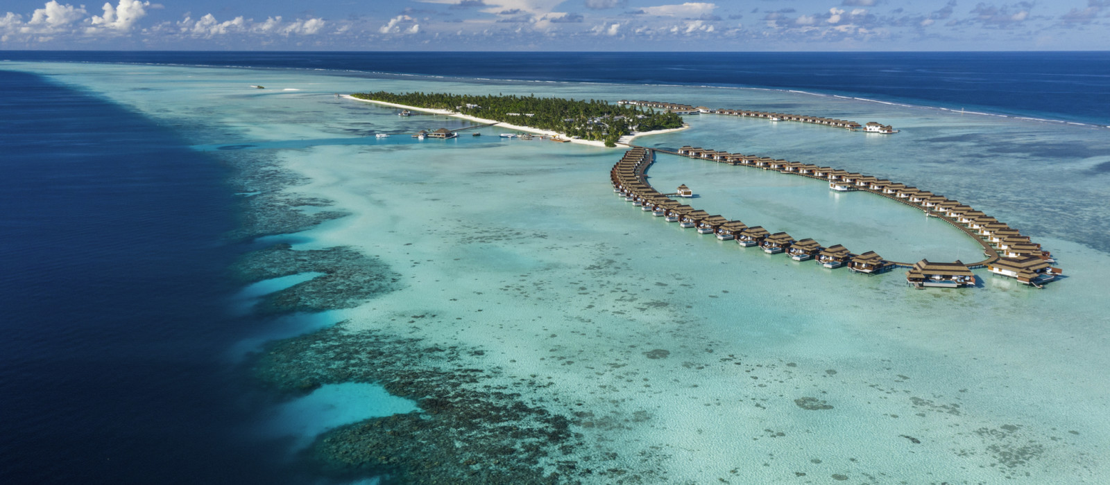 Hotel Pullman Maldives All-Inclusive Resort  Malediven