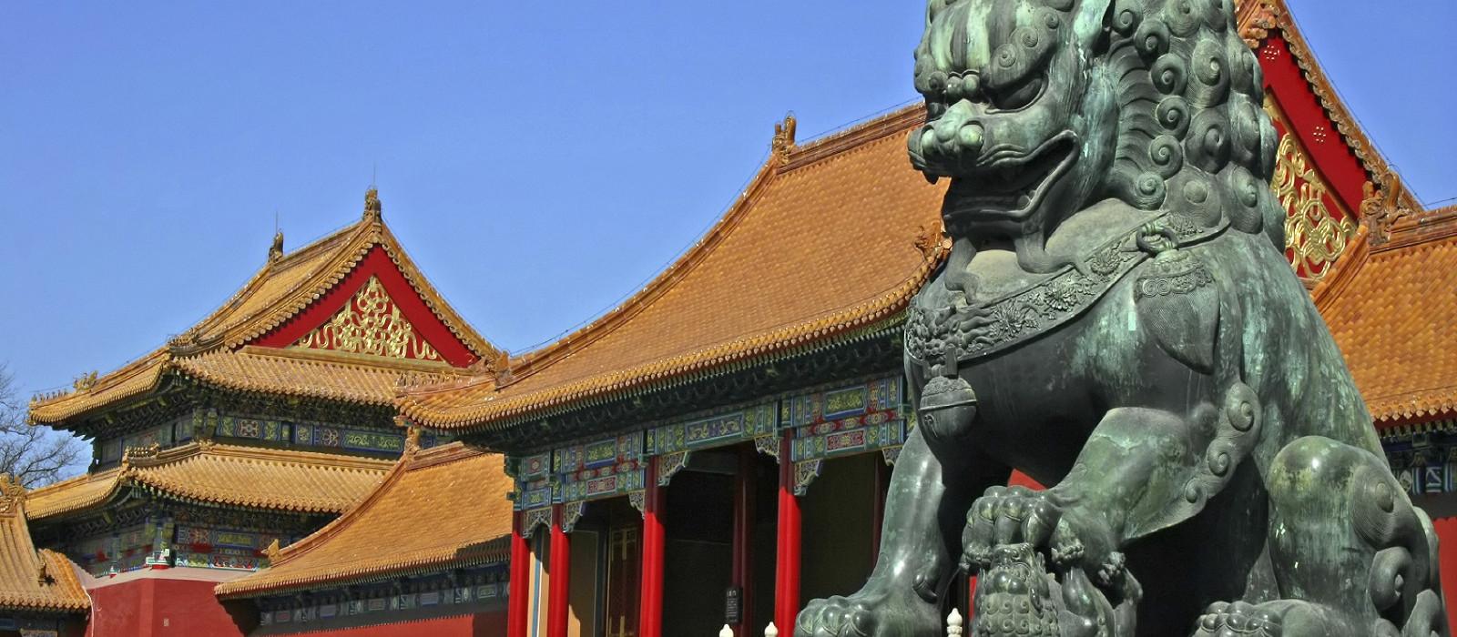 Reiseziel Peking (Beijing) China