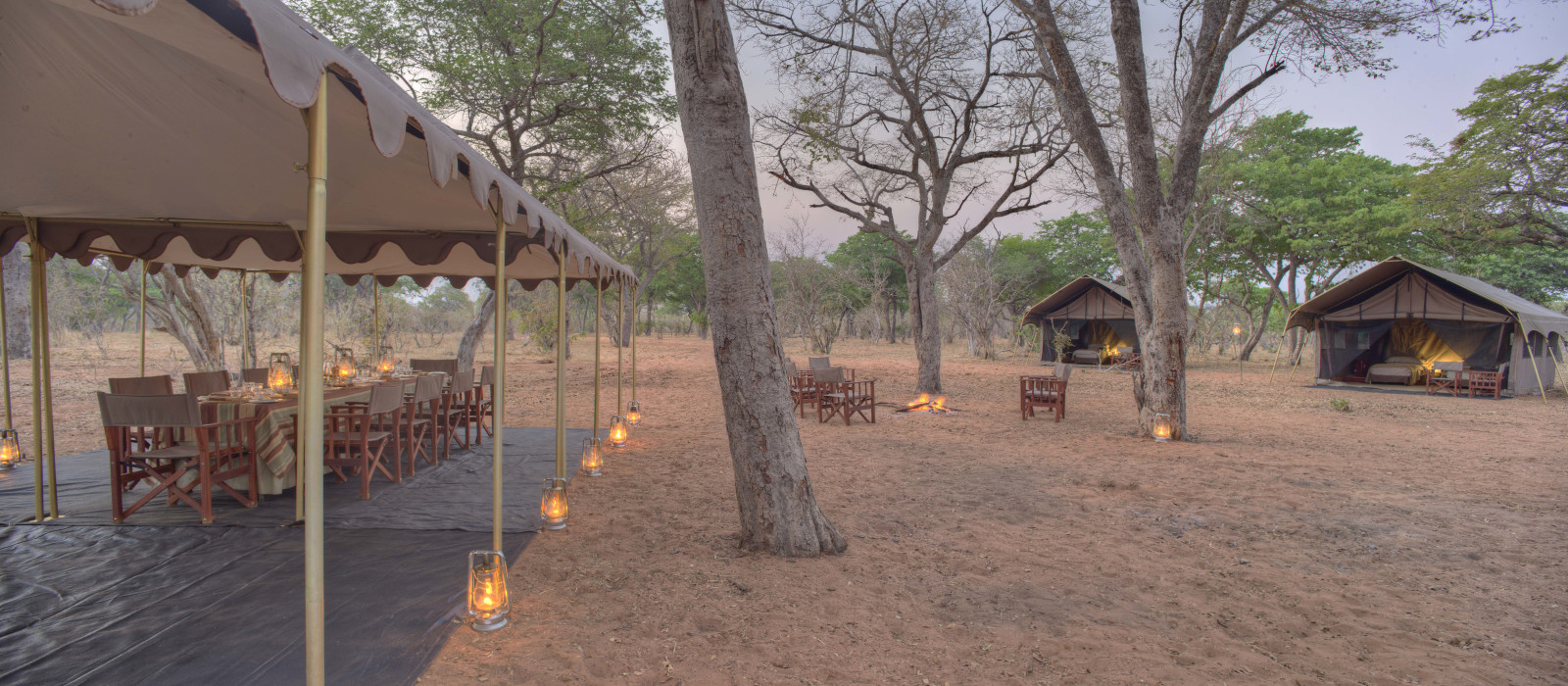 Hotel Chobe Under Canvas Botswana