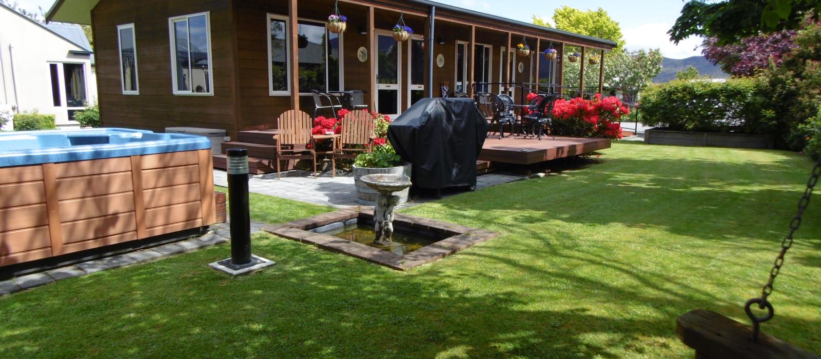Hotel Blue Ridge B&B New Zealand