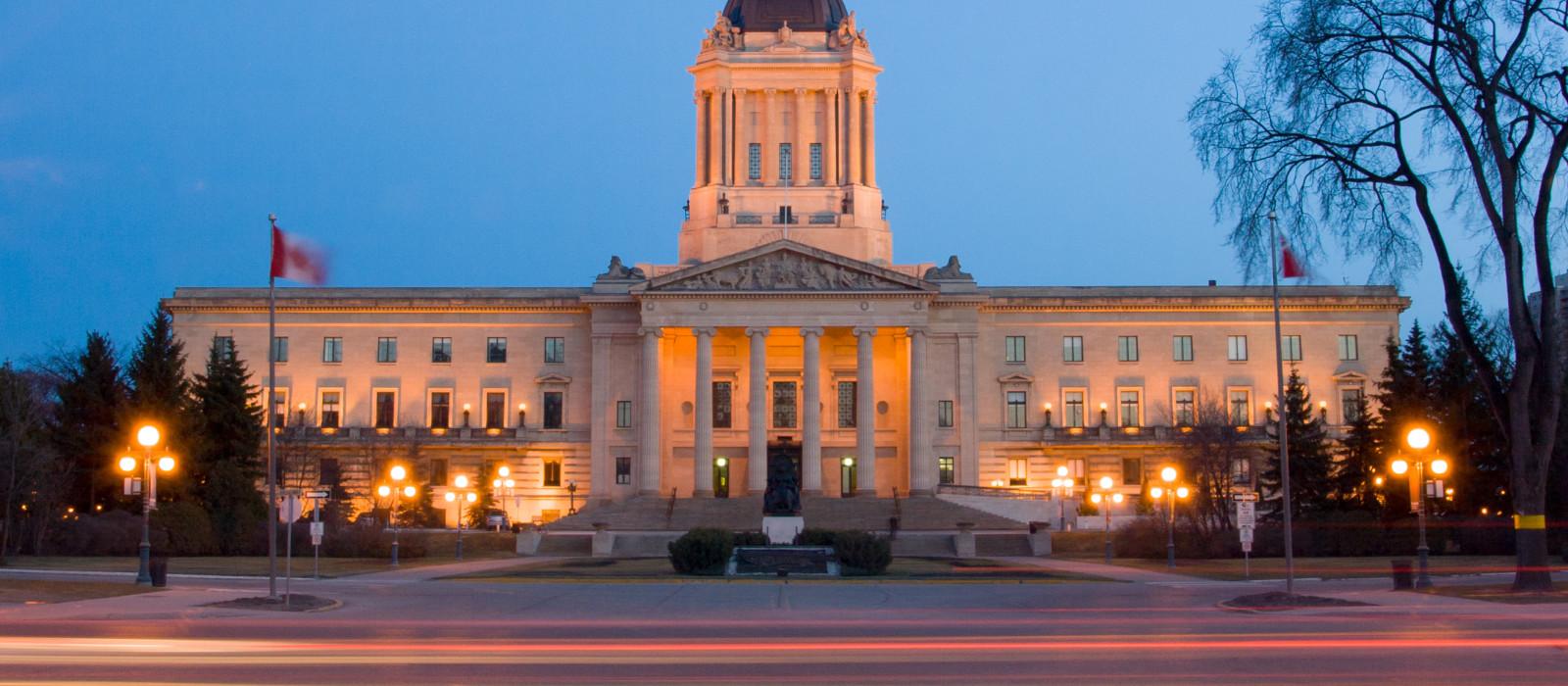 Destination Winnipeg Canada