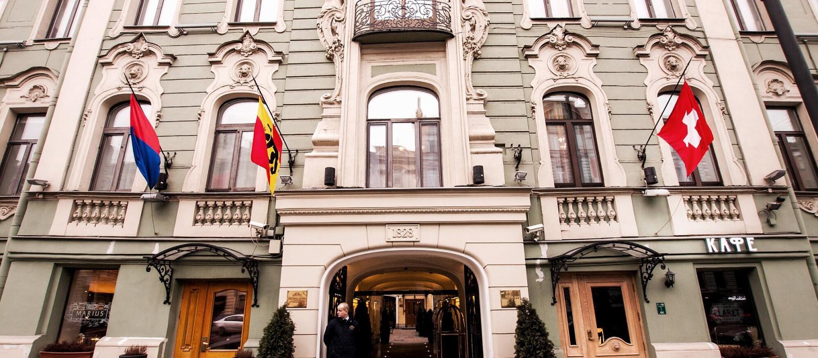 Hotel Helvetia  Russland