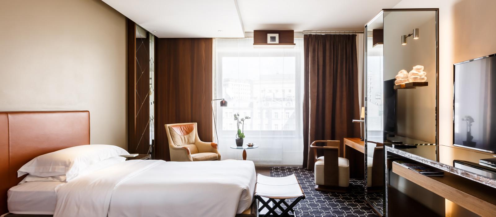 Hotel Ararat Park Hyatt Moscow Russia