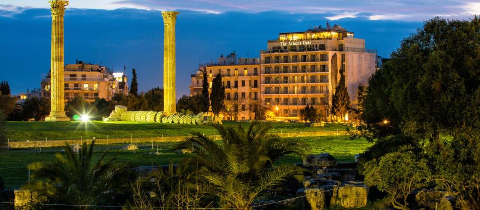 Hotel Athens Gate  Griechenland